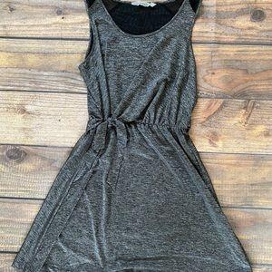 Athleta Faux Wrap Dress